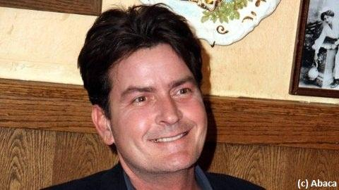 Charlie Sheen ... un follower du nom de Paris Hilton