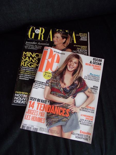 Grazia VS Be