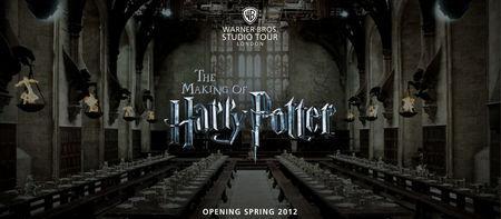 Le mus e harry potter ouvrira ses portes au printemps 2012 - Harry potter et les portes du temps bande annonce ...