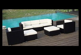pourquoi choisir un salon de jardin en r sine tress e lire. Black Bedroom Furniture Sets. Home Design Ideas