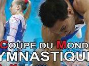 Venez suivre Coupe monde Gymnastique Bercy