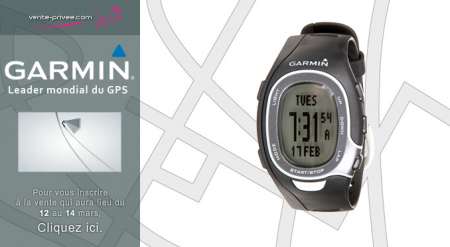 vente privee garmin 910xt