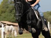 Colonie equitation 100% gentiane piste