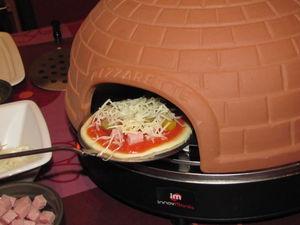 mini pizzas la pizzarette paperblog. Black Bedroom Furniture Sets. Home Design Ideas