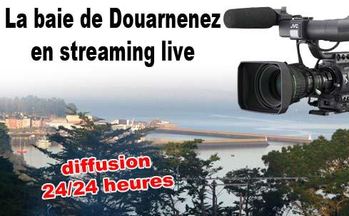 webcam en live de douarnenez 24 24 heures voir. Black Bedroom Furniture Sets. Home Design Ideas