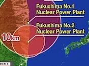 Fukushima zone d'évacuation étendue