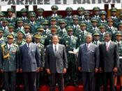 nouveaux généraux dans armées camerounaises