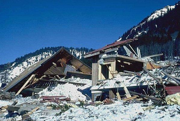 What was the impact of the galtur avalanche - answers.com