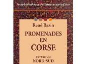 Jean Lorrain René Bazin nouveaux petits classiques Corse