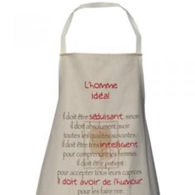 tablier de cuisine, accessoire séduction - paperblog - Tablier De Cuisine Rigolo Femme