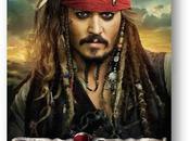 Pirates Caraïbes Fontaine Jouvence 2ème affiche