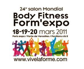 Le salon mondial du body fitness une id e pour ce week for Salon mondial du fitness