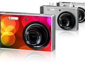 Appareil photo numérique Pentax Optio RS1500 avec façade personnalisable
