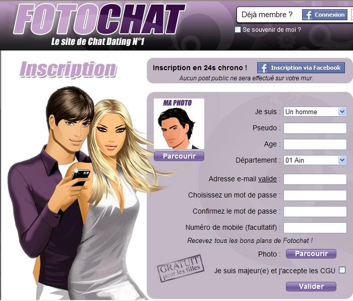 Rencontre - dating site