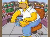 Catastrophe nucléaire Japon l'UM/Posteur grossier Eric Besson remplaçant d'Homer Simpson… moins sympathoche