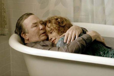 Albert Finney et Jessica Lange