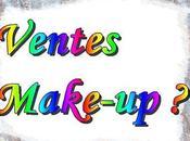 Ventes make-up