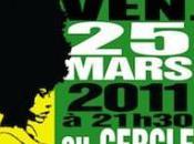Groove Fest présente soirée Afro Funk Cercle avec PAPAGROOVE