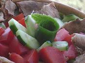 Salade fattouch...
