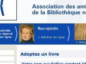 Gallica adoptez livre soutenez numérisation