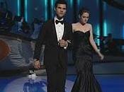 Kristen Stewart Taylor Lautner Oscars 2010