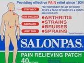 Synthol Salonpas pansements Anti-douleur