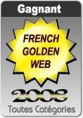 Résultats du French Golden Web 2008