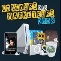 Concours des Marketeurs 2008
