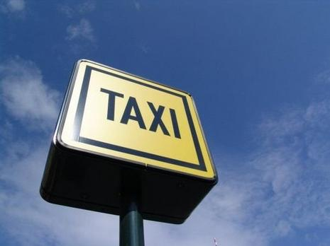 Artisan taxi, mon amour