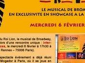 Lion showcase Fnac Montparnasse