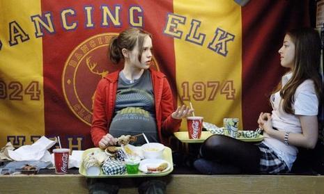 Ellen Page & Olivia Thirlby