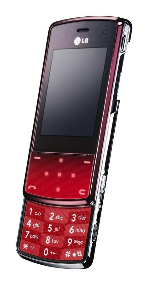 LG KF510 3