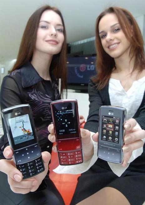 LG KF510 5