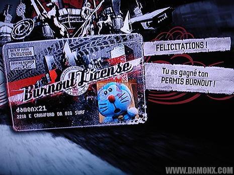 Burnout Paradise Permis