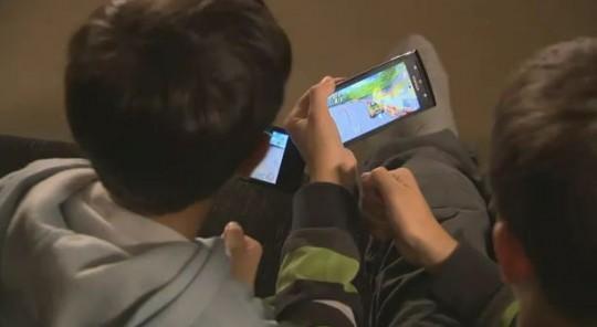 xtr 540x296 XTR Extreme Reality iZi : Kinect sur vos smartphone et tablette