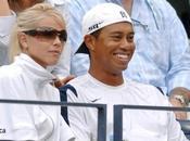 Tiger Woods nouveau casé, avec Alyse Lahti Johnson