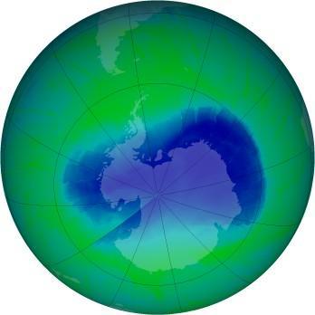 Le trou dans la couche d 39 ozone pr sentation paperblog - Trou de la couche d ozone ...