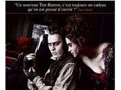 Sweeney Todd, diabolique barbier Fleet Street (Sweeney Todd Demon Barber Street)