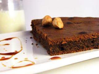 Gâteau au chocolat cuit au micro ondes