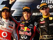Vettel remporte grand prix 2011 Melbourne