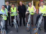 Coiffeur écolo vélos électriques pour salariés