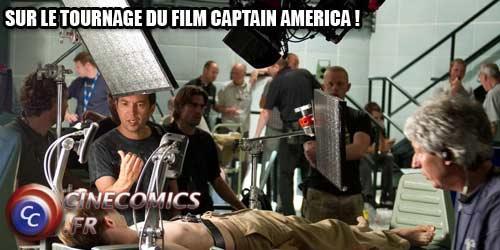 captain america photos hd sur le tournage du film de joe johnston paperblog. Black Bedroom Furniture Sets. Home Design Ideas