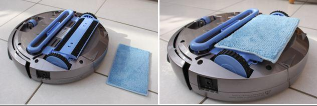 test robot aspirateur mamirobot pro paperblog. Black Bedroom Furniture Sets. Home Design Ideas