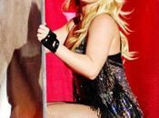 Britney Spears vidéo photos show chez Jimmy Kimmel