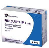 PARKINSON : GSK condamné pour effets indésirables non mentionnés de Requip® – Pharmacovigilance