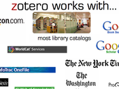 acquisitions avec Zotero