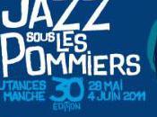 Jazz sous Pommiers 2011 programme désormais connu