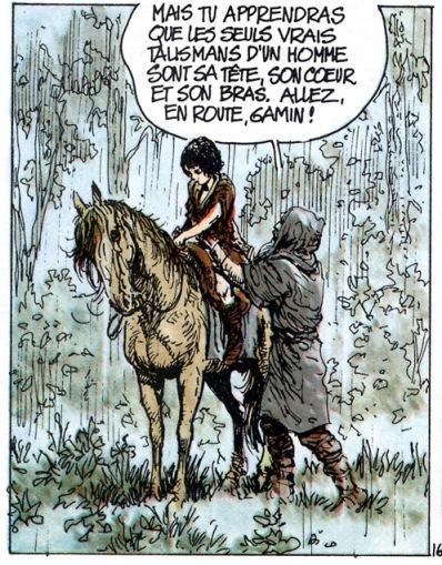 La saga de Thorgal, le héros nordique venu des étoiles Thorgal-papa-L-Rid93h
