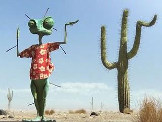 Rango..on y retourne!
