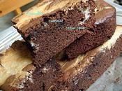 Brownie coeur fondant coco